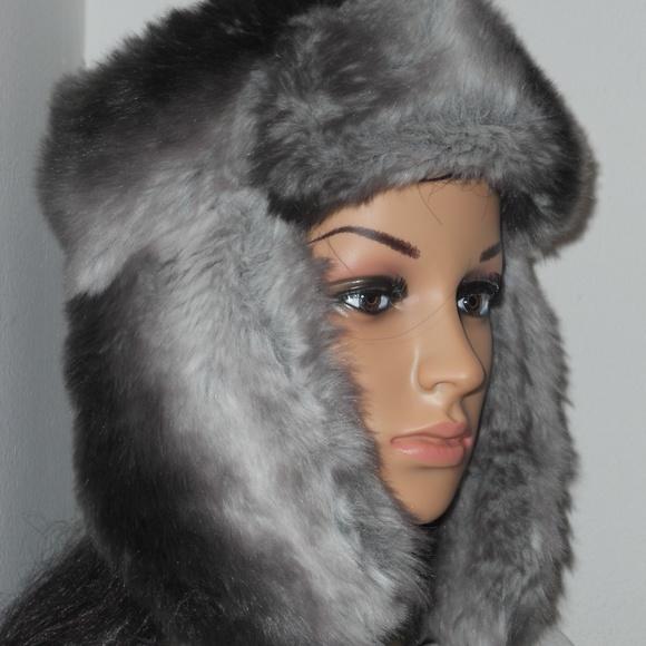 905f64ff7cf8 Jaclyn Smith Accessories   Warm Trapper Hat One Size   Poshmark